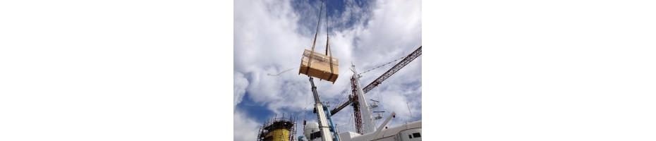 Envio Internacional/Vessel