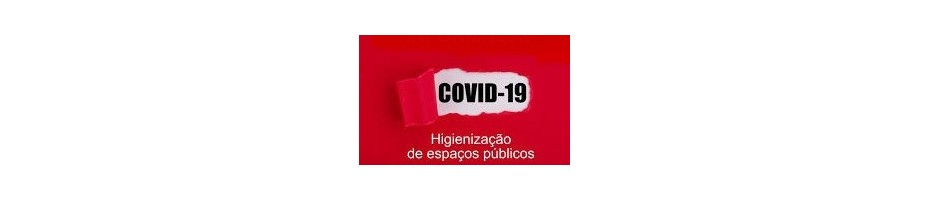 Covid Higienização